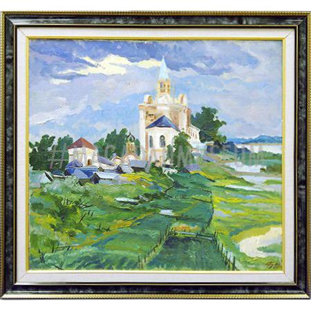 Бызов Н. Б. Николо-Коряжемский монастырь
