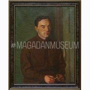 Шухаев В. И. Мужской портрет