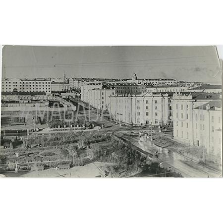 Фотография. Площадь им. Горького