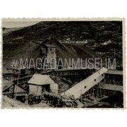 Фотография. Фабрика на руднике