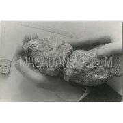 Фотография. Самородок золота